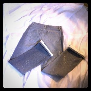 Vintage-Roberto Cavalli Stretch Jeans Size M